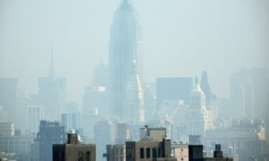 A New Study on Air Pollution